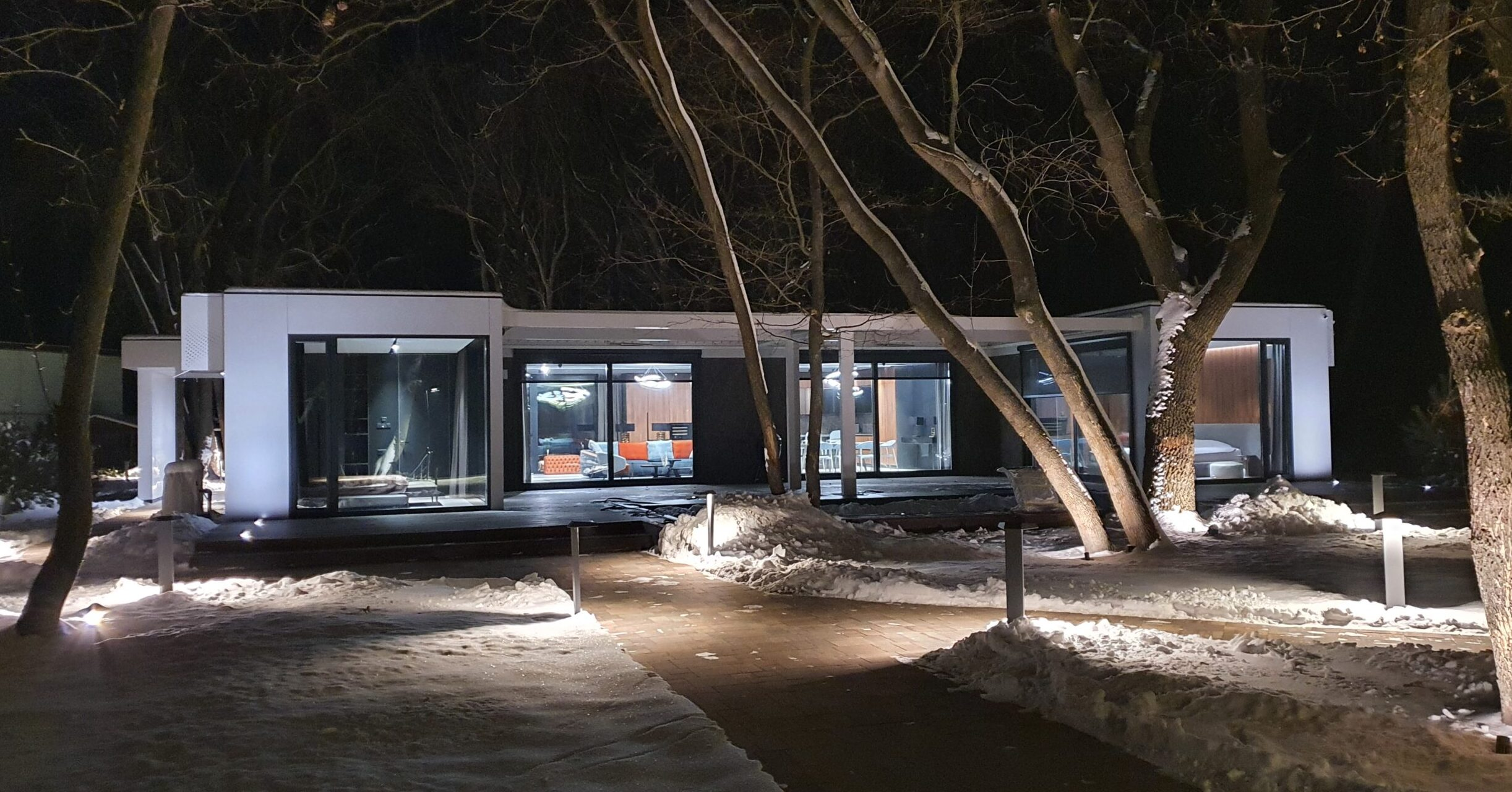 купить модульный дом, придбати модульний будинок module house.