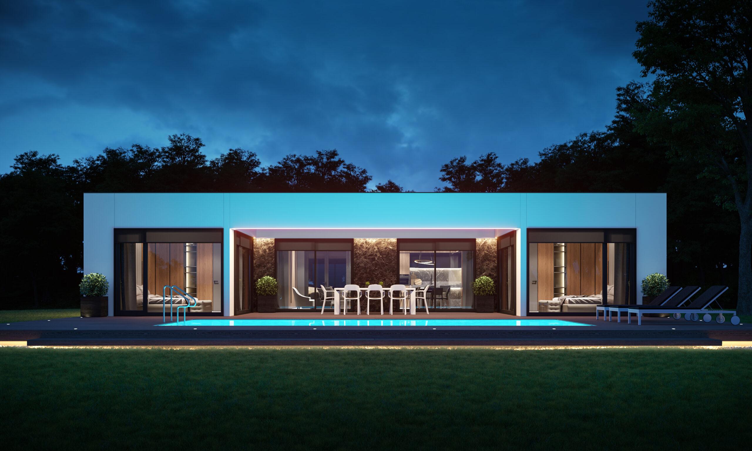 module house 126 sqm.