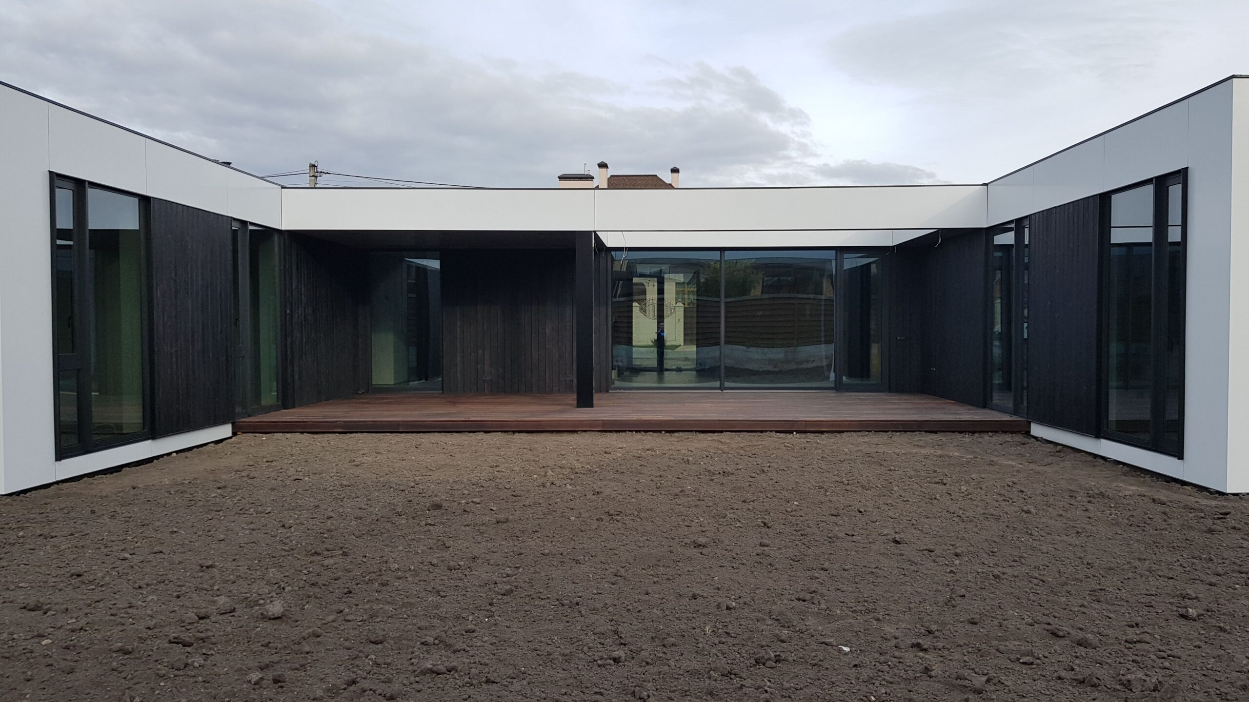 модульный дом, модульний будинок, module house.