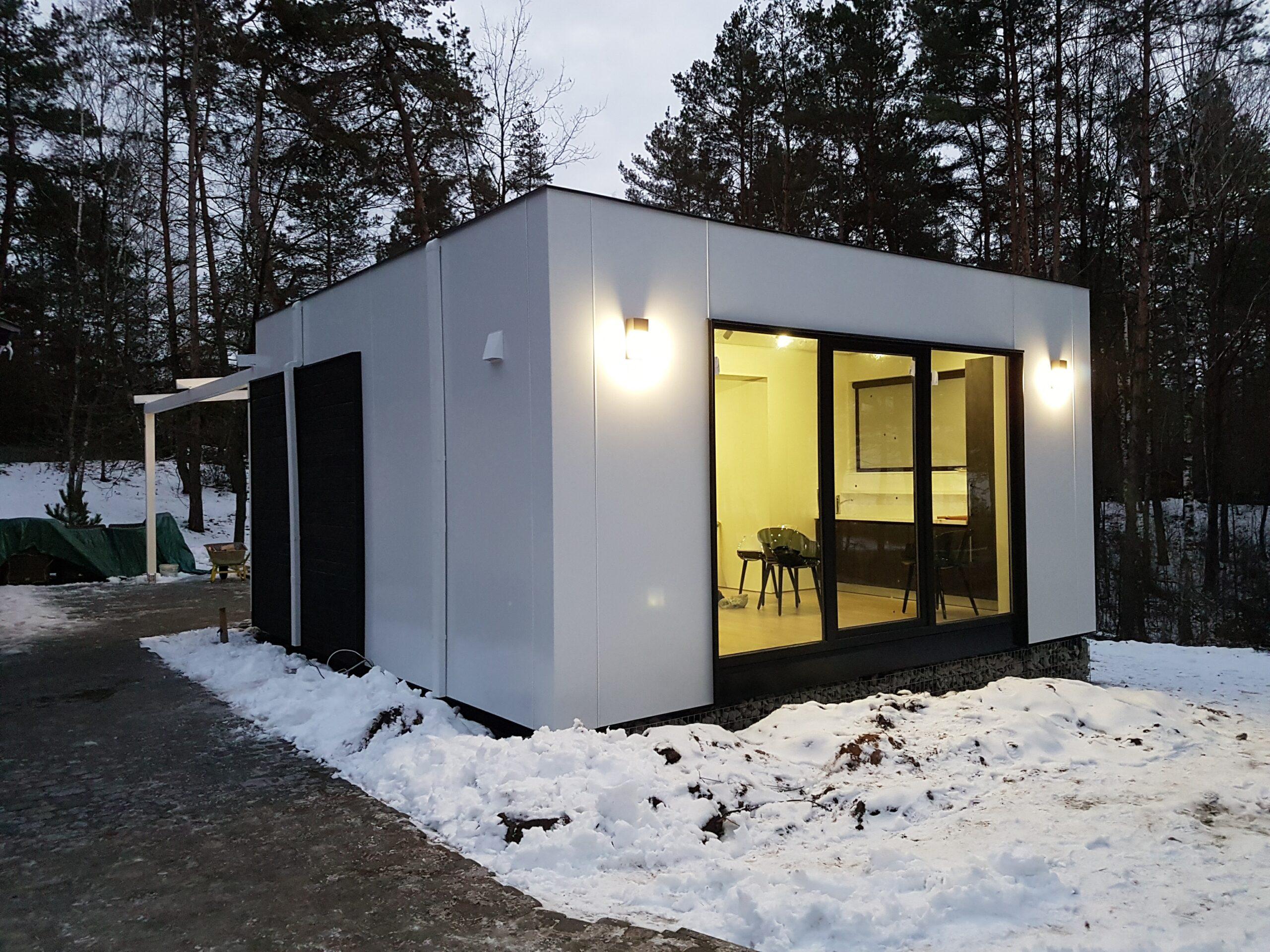 модульная сауна, модульна сауна, module house.